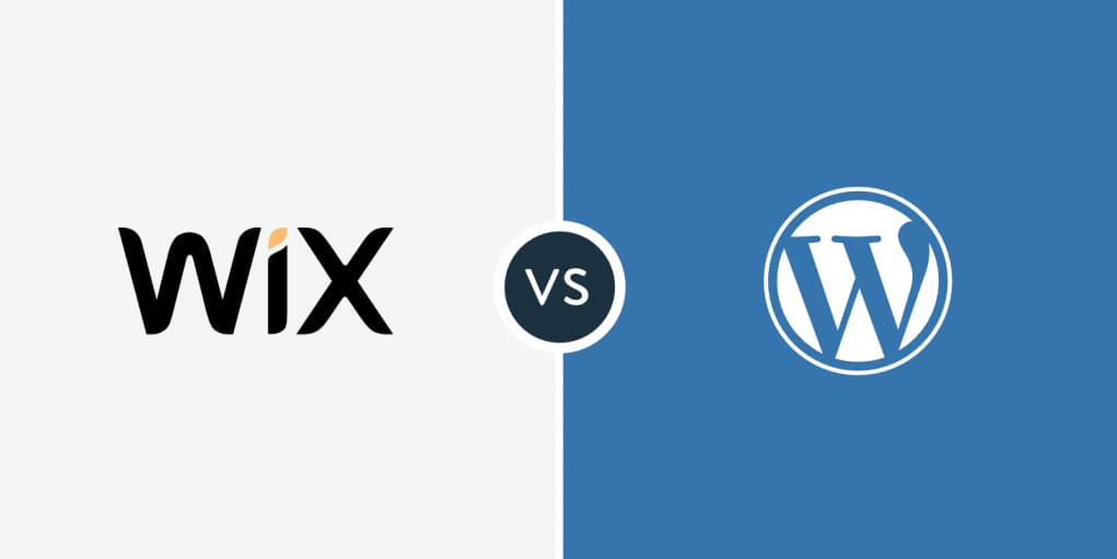 Wordpress vs Wix 2020