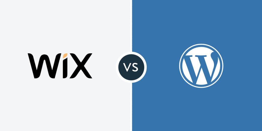 Wordpress vs Wix 2020